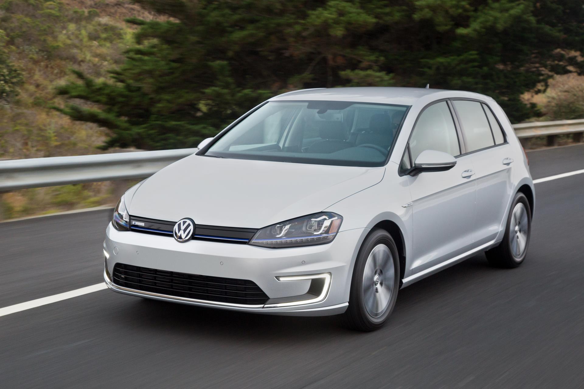 2016 Volkswagen E Golf >> 2016 Volkswagen E Golf News And Information