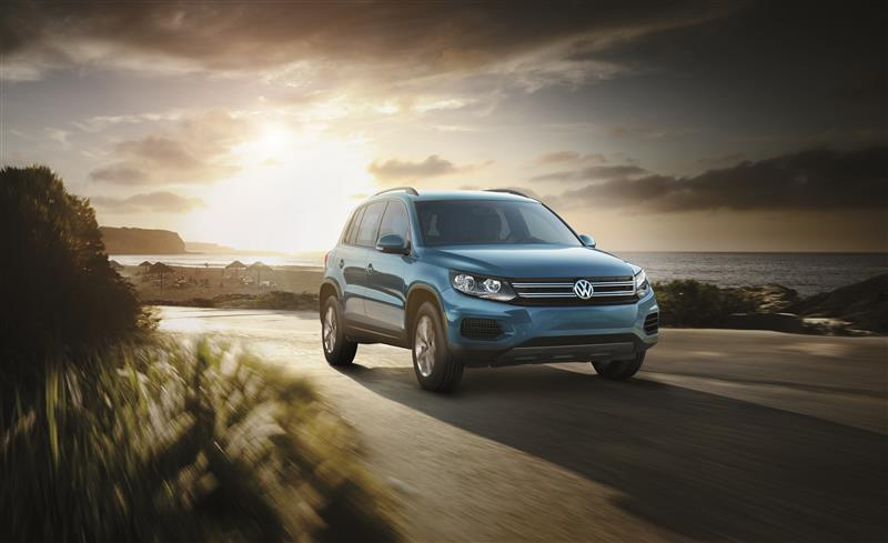 Volkswagen Tiguan Limited pictures and wallpaper