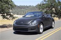 Volkswagen Beetle Monthly Vehicle Sales