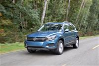 Volkswagen Tiguan Monthly Vehicle Sales