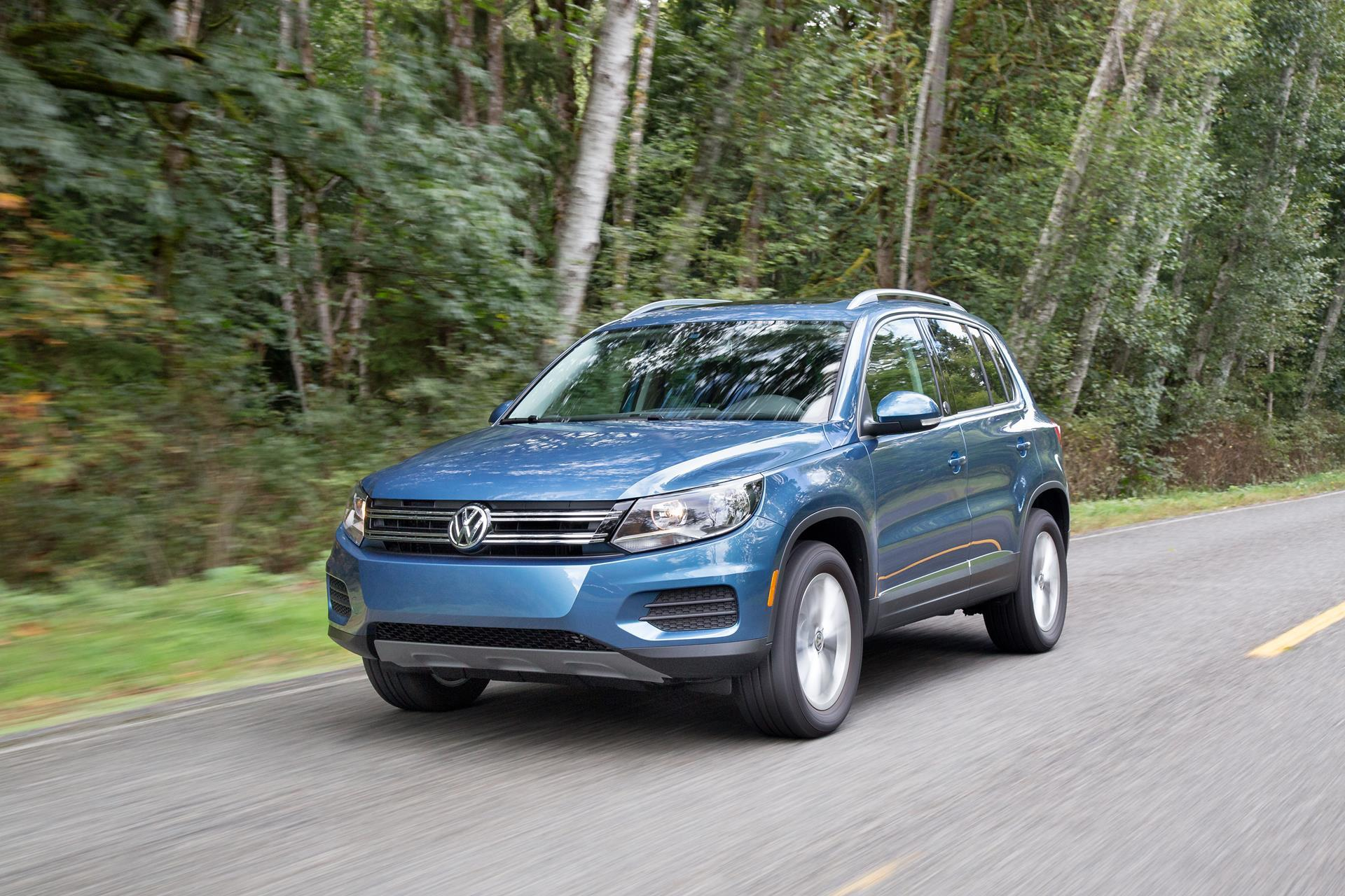 2017 Volkswagen Tiguan News and Information