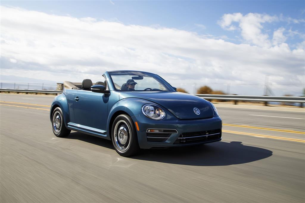 2018 Volkswagen Beetle News and Information