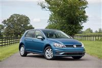 Volkswagen Golf Monthly Vehicle Sales