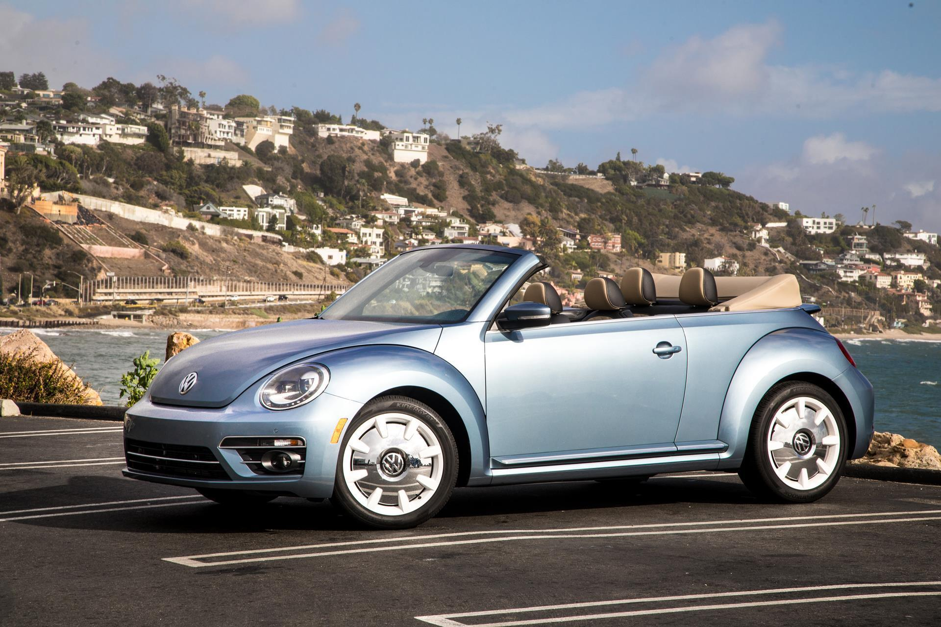 2019 Volkswagen Beetle News and Information