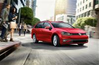Volkswagen Golf SportWagen Monthly Vehicle Sales