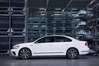 Volkswagen Passat Monthly Vehicle Sales