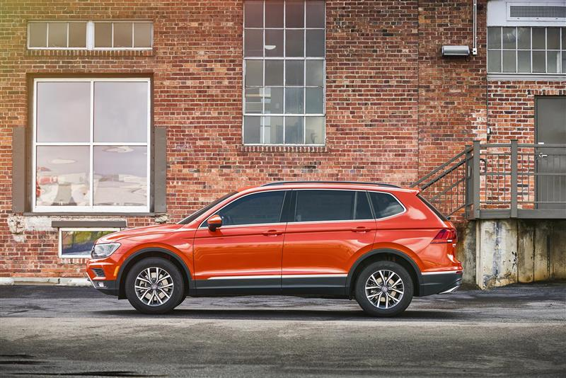 Volkswagen Tiguan pictures and wallpaper