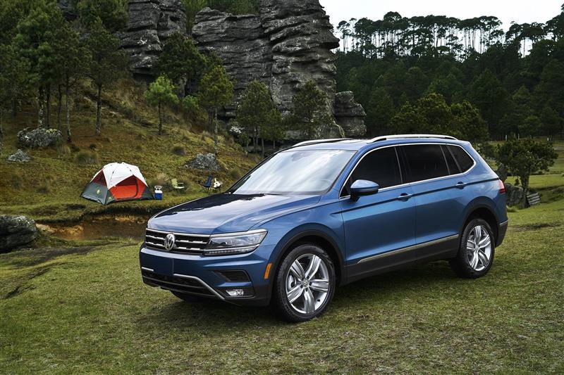 2020 Volkswagen Tiguan News And Information