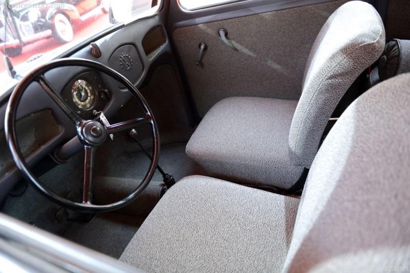 1943 Volkswagen KdF-Wagen