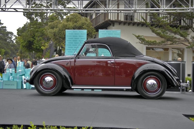 Volkswagen Beetle 1100 Deluxe pictures and wallpaper