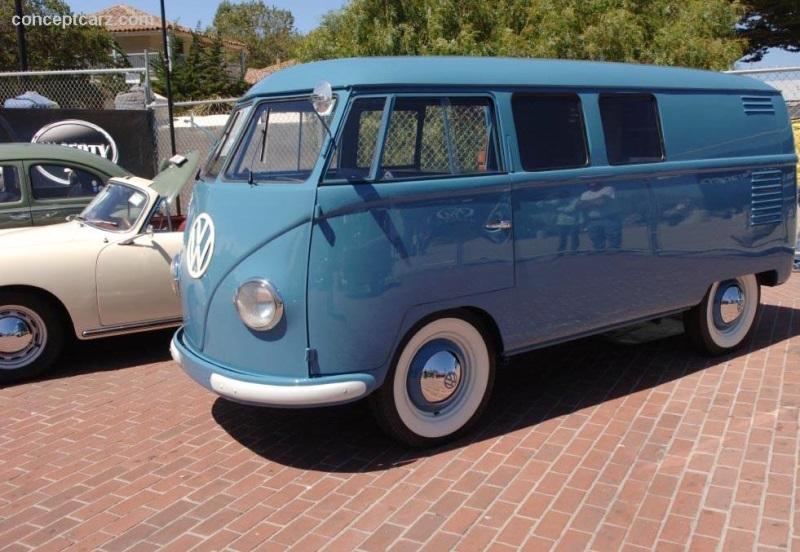 1952 Volkswagen Barndoor Westfalia Camper History Pictures Value