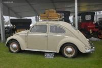1953 Volkswagen 1100 Beetle image.