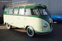 1954 Volkswagen Kombi Model 211 Microbus image.