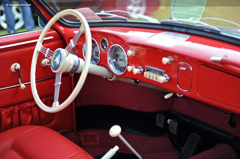 1956 Volkswagen Karmann Ghia photo