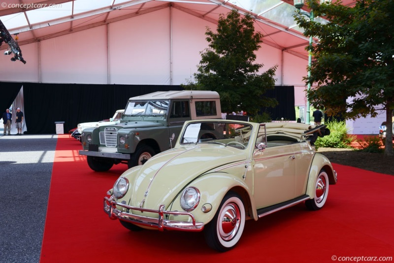 1957 Volkswagen Beetle History Pictures Value Auction Sales