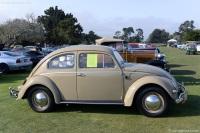 1957 Volkswagen Beetle.  Chassis number 1372973