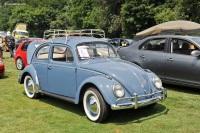 1958 Volkswagen Beetle image.
