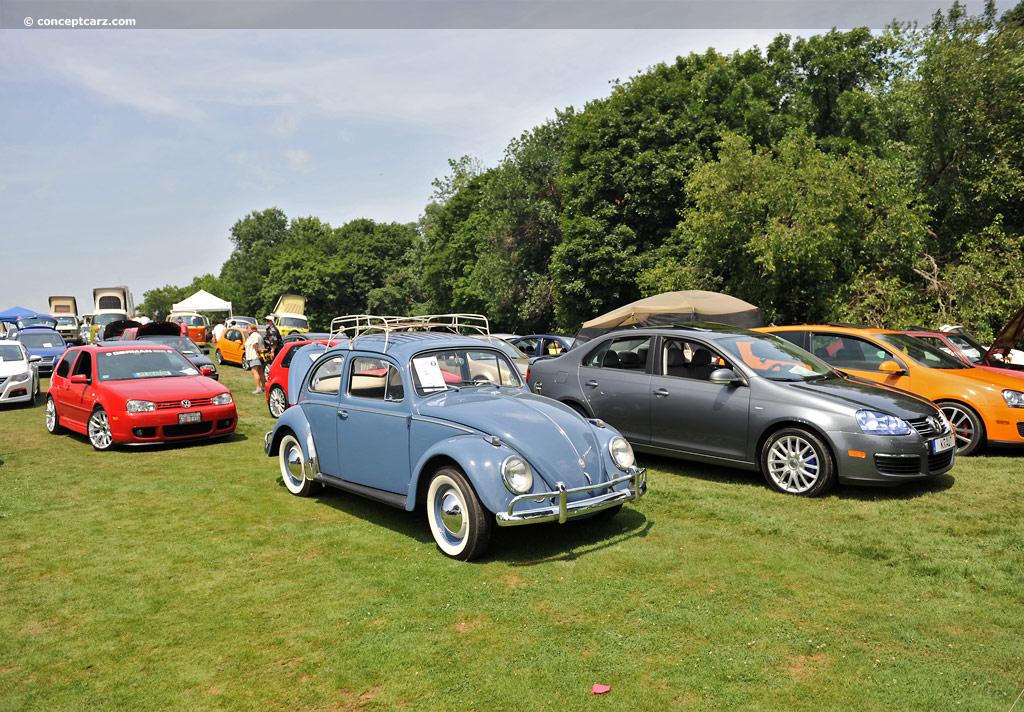 1958 volkswagen beetle at the pittsburgh vintage grand. Black Bedroom Furniture Sets. Home Design Ideas