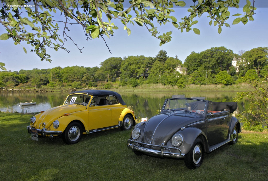 1959 Volkswagen Beetle history, pictures, value, auction ...