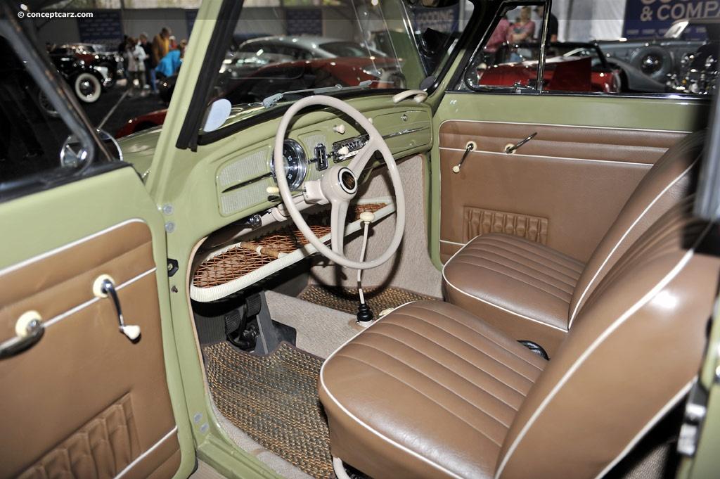 Volkswagen Beetle Convertible >> 1959 Volkswagen Beetle Image. Chassis number 5557478. Photo 7 of 18