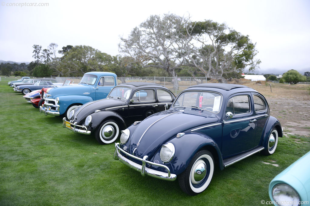 1960 Volkswagen Beetle technical and mechanical specifications