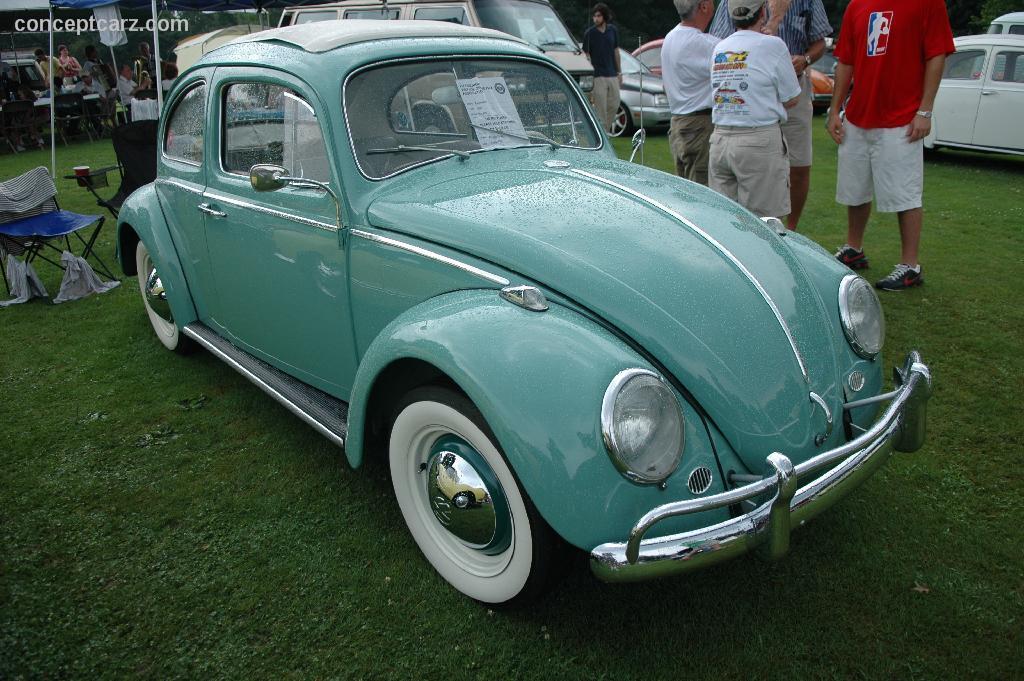 1963 Volkswagen Beetle Image Https Www Conceptcarz Com