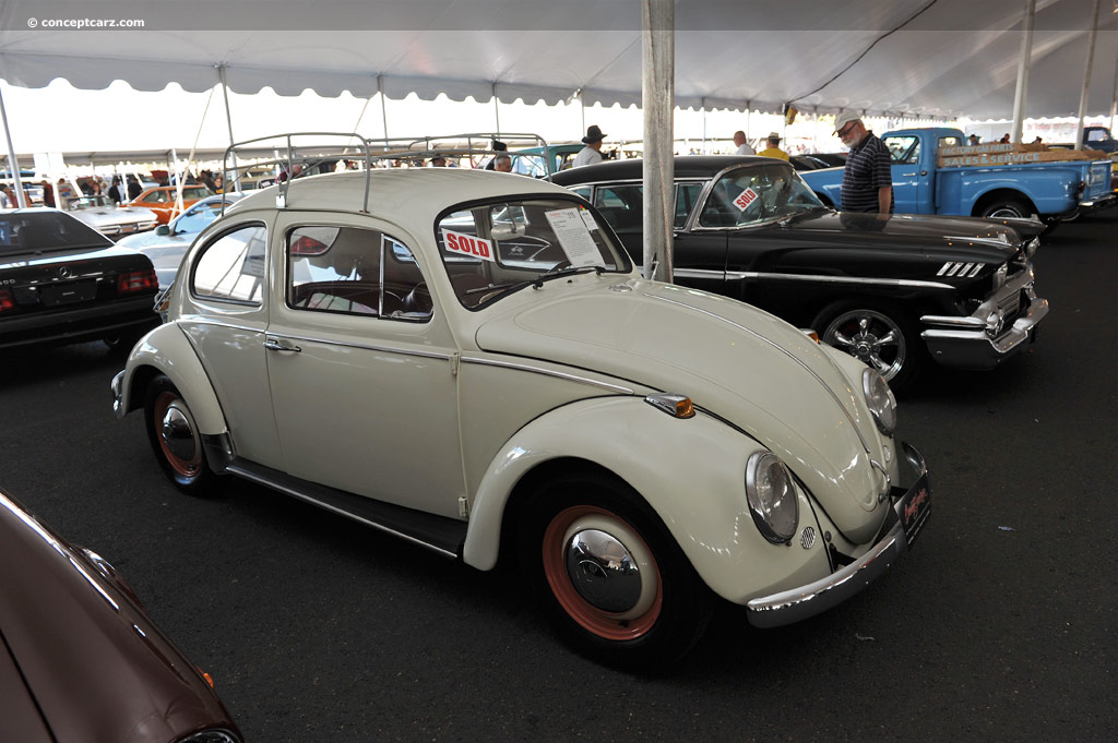 1964 Volkswagen Beetle 1200 History, Pictures, Sales Value, Research