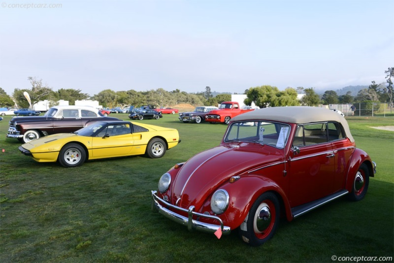 1964 Volkswagen Beetle 1200
