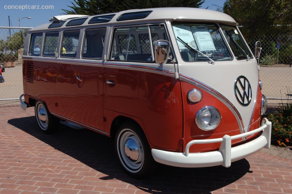 1964 volkswagen microbus pictures history value for Garage volkswagen paris 13