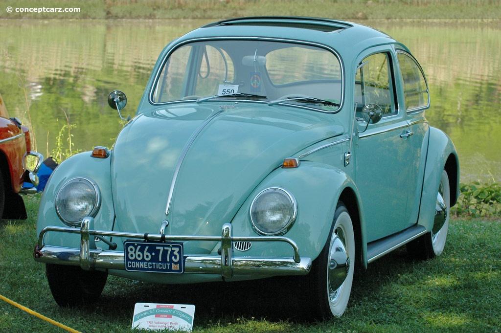 1965 Volkswagen Beetle 1200 Image
