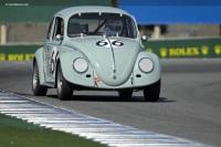 1965 Volkswagen Beetle 1200 image.