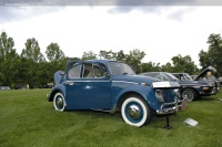 1966 Volkswagen Beetle 1300