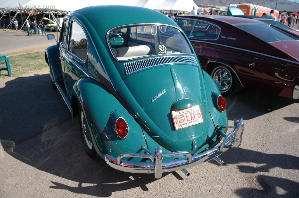 1966 Volkswagen Beetle 1300 Image Https Www Conceptcarz