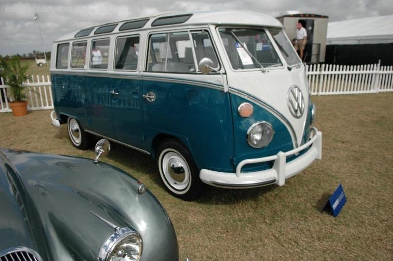 1966 Volkswagen Microbus | conceptcarz com