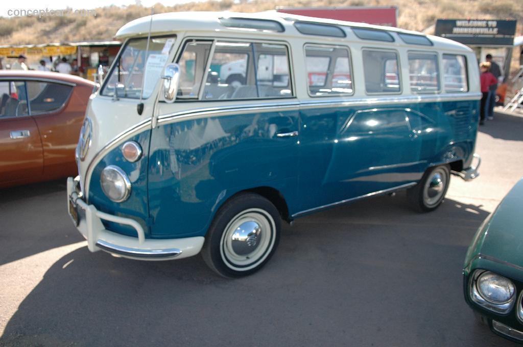 1966 Volkswagen Microbus Image Https Www Conceptcarz