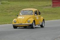 1968 Volkswagen Beetle image.