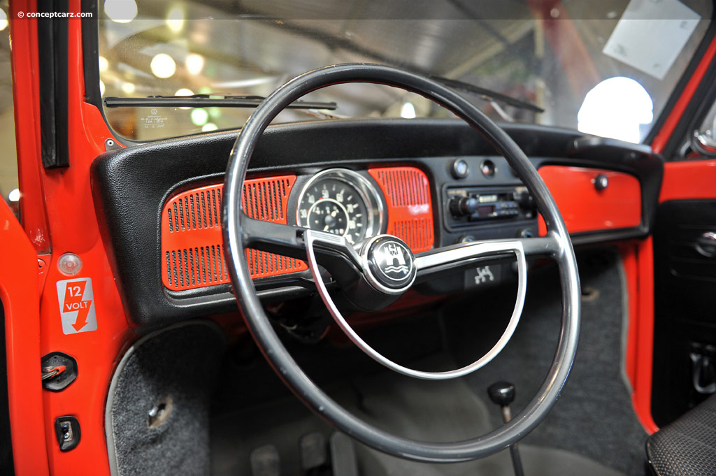 Auction Results And Sales Data For 1969 Volkswagen Beetle 1500