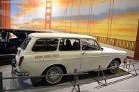 1970 Volkswagen 1600 Type 3 image.