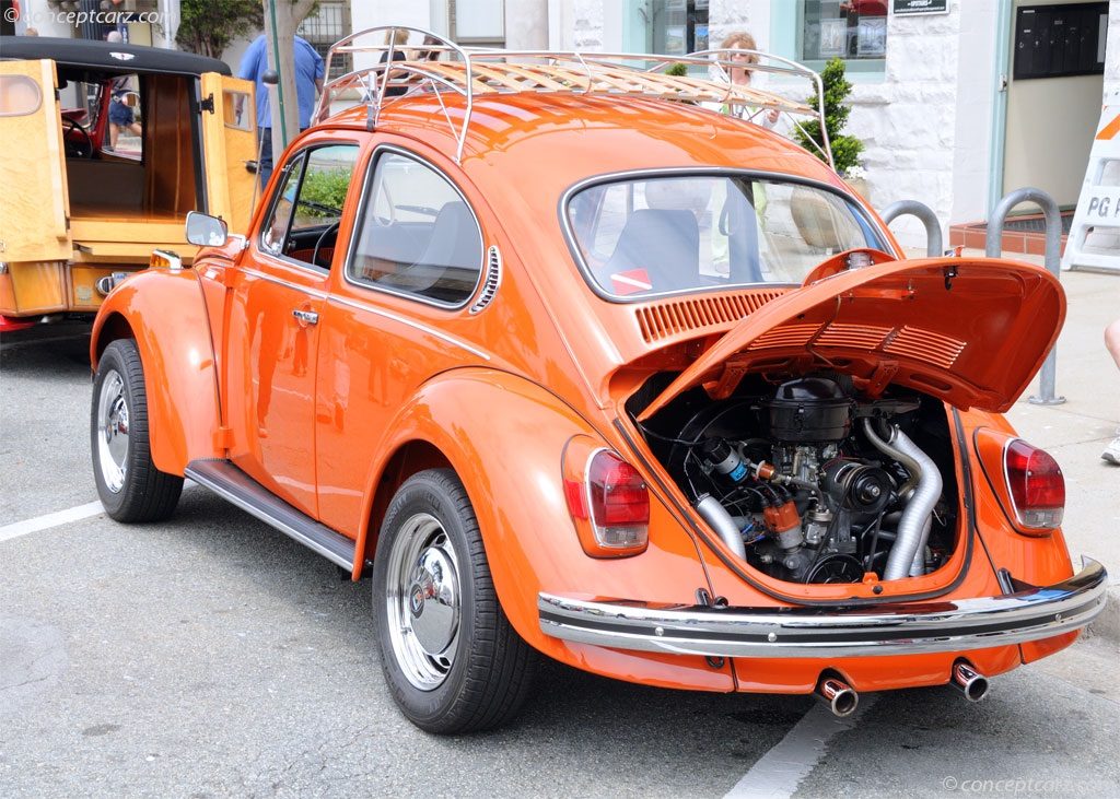 Auction Results And Sales Data For 1971 Volkswagen Beetle