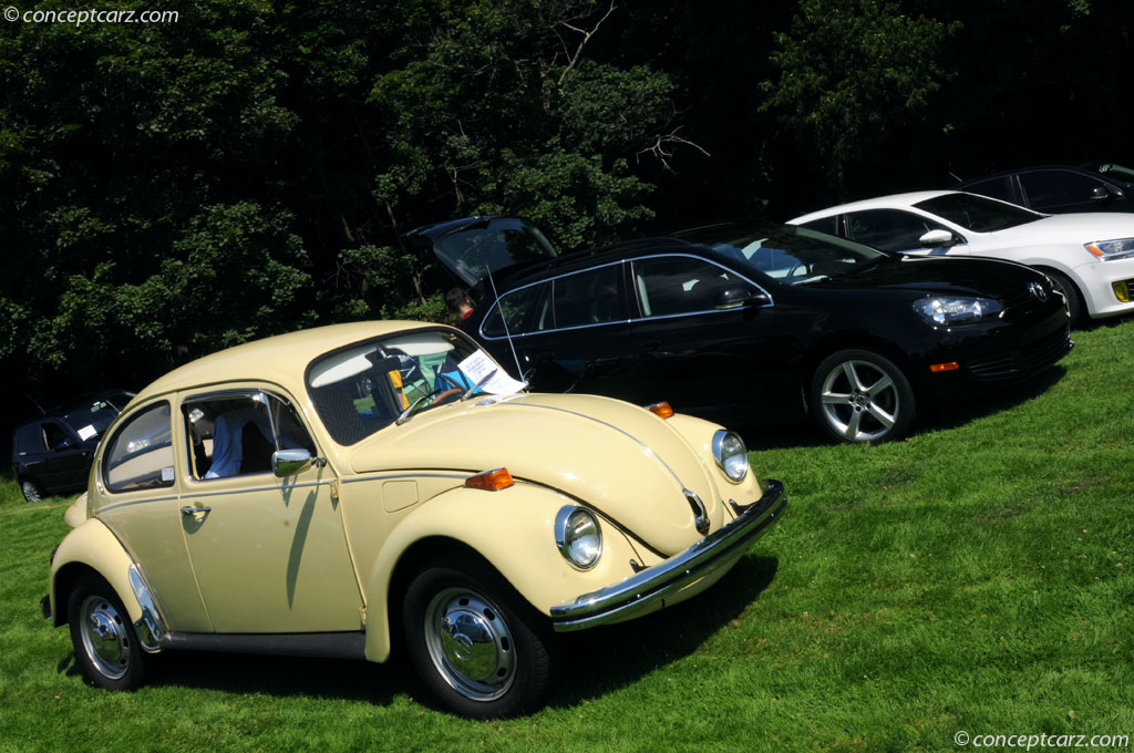 1971 Volkswagen Beetle Technical And Mechanical Specifications