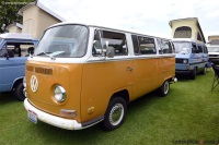 1971 Volkswagen Transporter image.