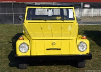 1973 Volkswagen Type 181 Thing.  Chassis number 1832943868