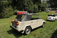 1973 Volkswagen Type 181 Thing.  Chassis number 183 3 015 745