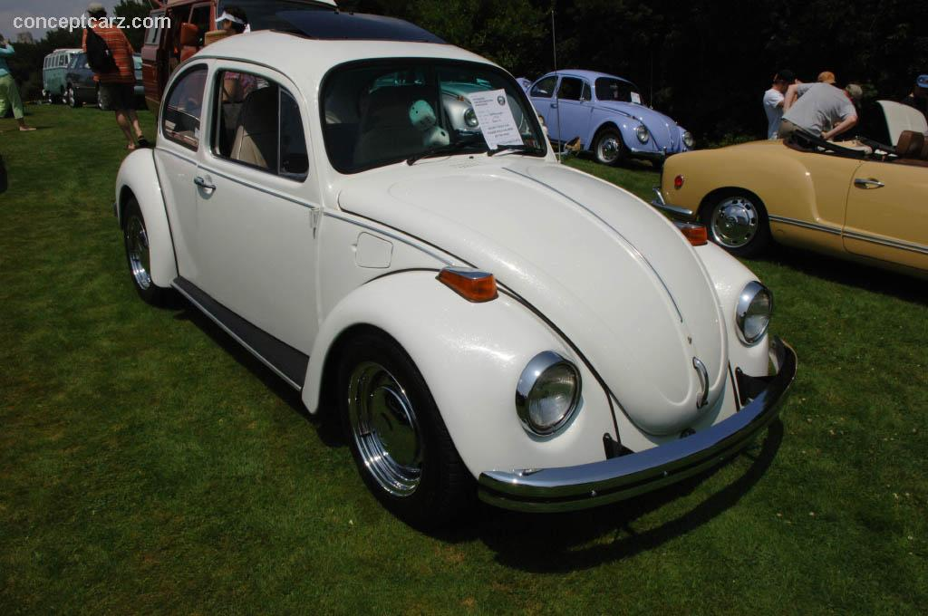 1973 Volkswagen Beetle Technical and Mechanical Specifications