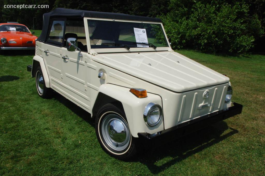 Auction Results And Sales Data For 1973 Volkswagen Type