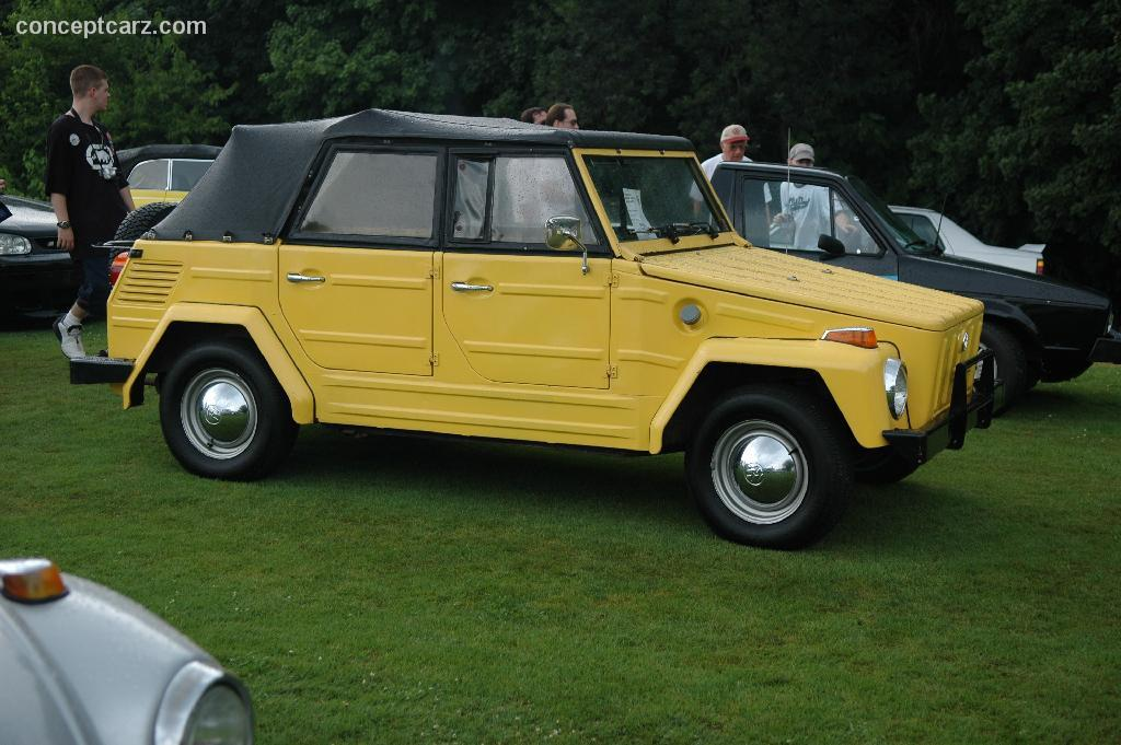 Volkswagen Safari For Sale >> Auction results and sales data for 1973 Volkswagen Type 181 Thing - conceptcarz.com