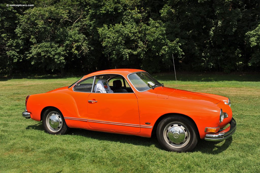 1974 Volkswagen Karmann Ghia Pictures History Value