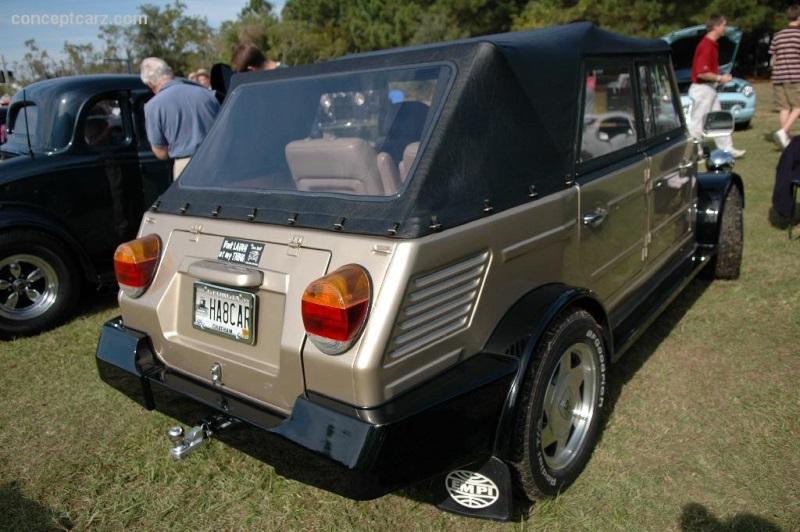 1974 Volkswagen Type 181 Thing