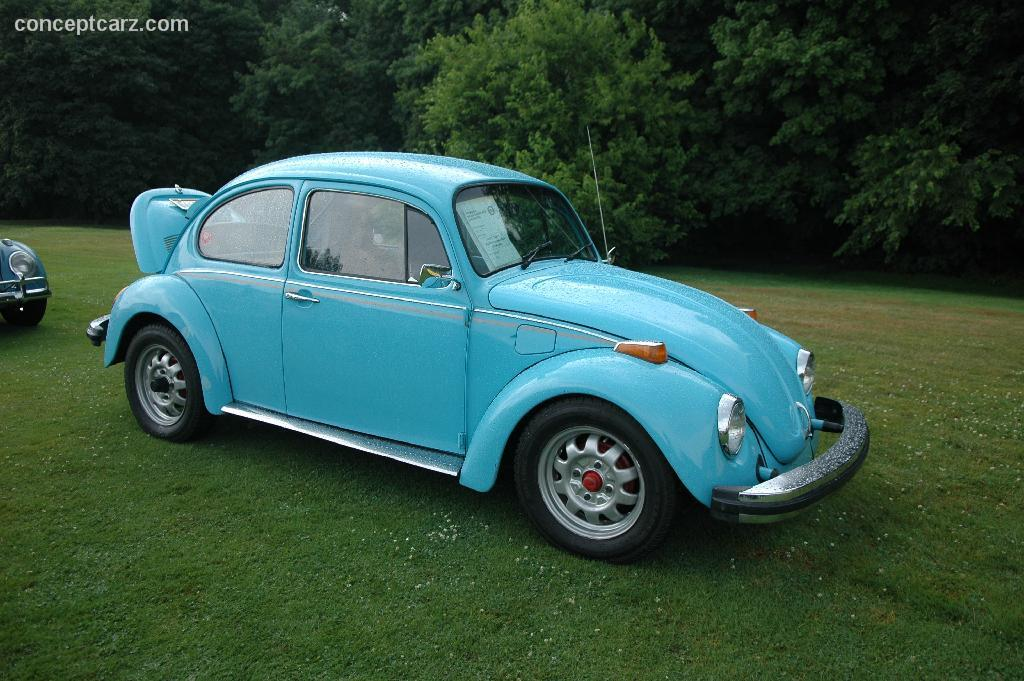 1975 Volkswagen Beetle Technical and Mechanical Specifications