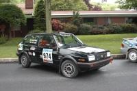 1986 Volkswagen Golf image.